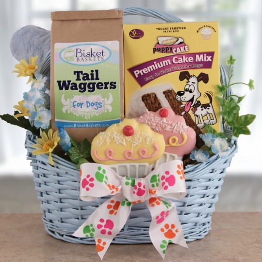 Dog Lover & Cat Lover Gift Baskets, Free Shipping